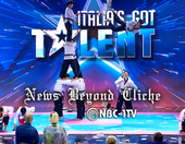 World Taekwondo Demonstration Team captivates judges at Italia's Got Talent