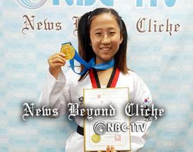 제4회 전국어린이태권도퀴즈대회, 서울 채하린 우승