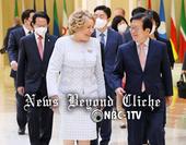 박병석 국회의장, 마트비엔코 상원의장과 회담 및 교민 기업인대표 간담회 개최